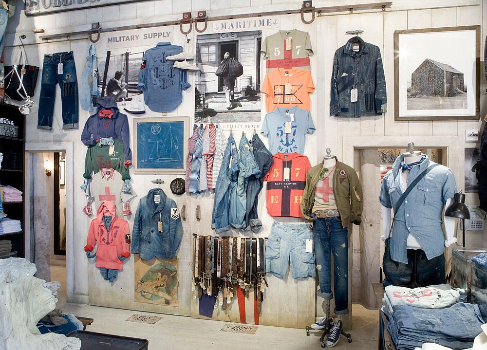Fashion merchandising glossary of retail