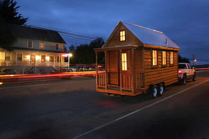 Obsession Tiny Houses A Continuous Lean