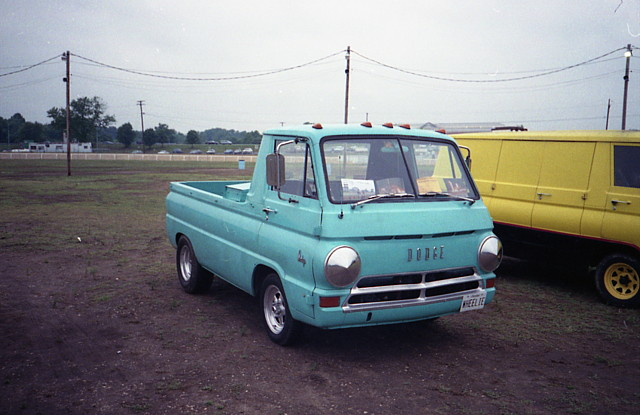 Obsession | Dodge A100 Van Truck | A Continuous Lean.