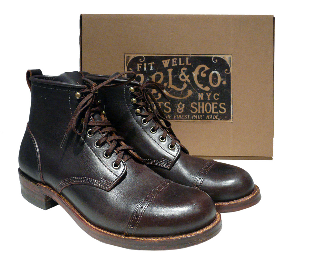 ACL Exclusive | RRL Bowery Boot | A